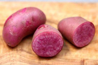 Rote Emmalie Kartoffel