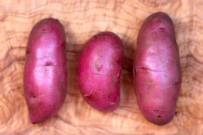 Rote Emmalie Kartoffeln