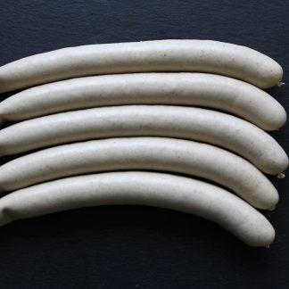 Bückelter Bratwurst