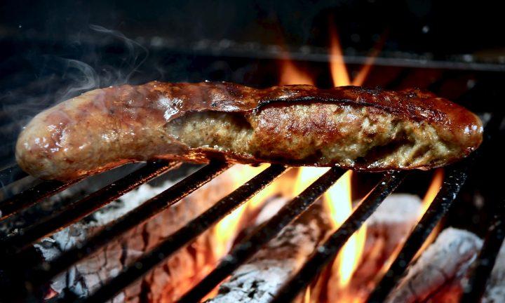 Weidefleisch Bratwurst
